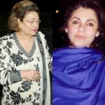 Dimple Kapadia holds Raj Kapoor's wife in high esteem