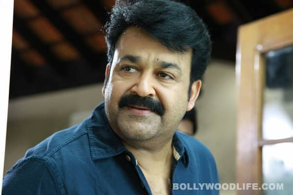 Mohanlal hospitalised due to severe leg pain!