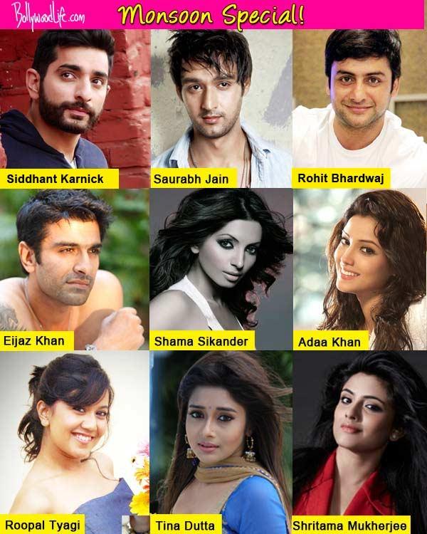 Eijaz Khan, Shritma Mukherjee and Saurabh Raaj Jain reveal their favourite rain song
