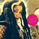 Narayani Shastri's Medusa avatar in Hatim out – view pic!
