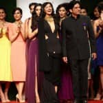 Salman Khan's Kick co-star Nargis Fakhri's wardrobe malfunction on ramp-View pics!
