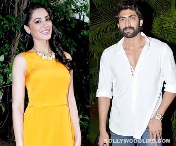 Post break up with Uday Chopra, Nargis Fakhri getting close to South star RanaDaggubati?