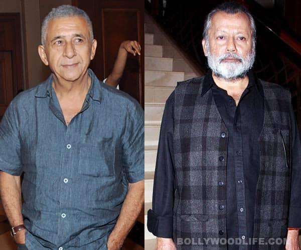 Naseeruddin Shah helps brother in law Pankaj Kapur overcome his phobia