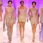 Lakme Fashion Week Winter/Festive 2014: Designer Shubhika's Papa Don't Preach collection