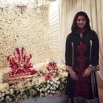 Ganesh Festival 2014: Salman Khan's former co-star Daisy Shah attends Ganpati celebrations at his residence-view pic!
