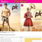 PK poster wars: Fans prefer Aamir Khan nude over his fully clad avatar!