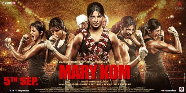 Priyanka Chopra's Mary Kom gets a U certificate!
