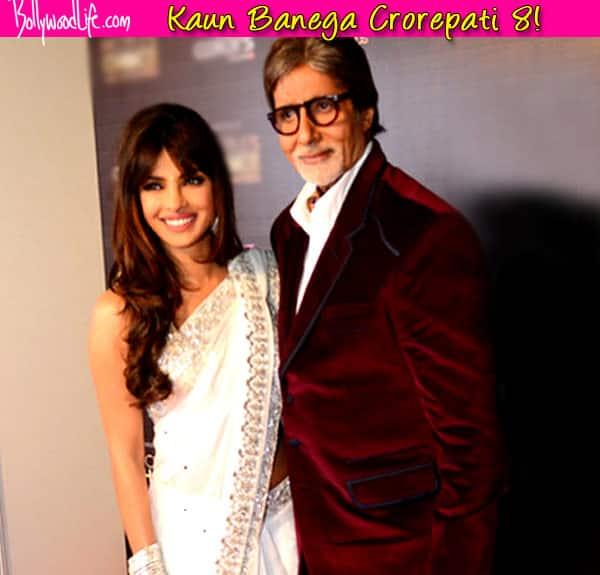 Kaun Banega Crorepati 8: Priyanka Chopra to promote Mary Kom on Amitabh Bachchan'sshow