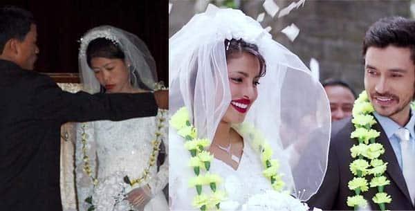 Priyanka Chopra recreates Mary Kom's magical wedding onscreen