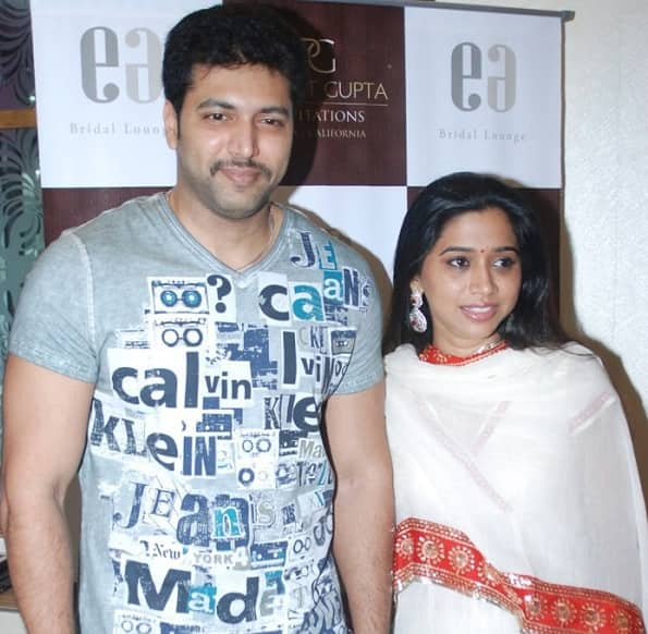 Jayam Ravi becomes a proud father!