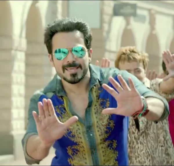 Raja Natwarlal song Dukki Tikki: Emraan Hashmi is the master of allcons!