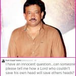 Ram Gopal Varma's offensive tweets on Ganesh Chaturthi irks Kunal Kohli!