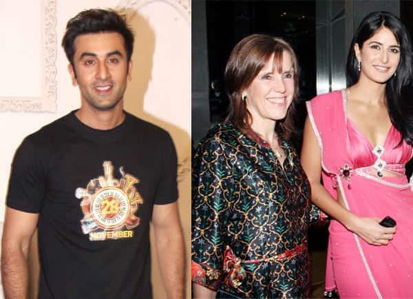 Ranbir Kapoor to finally meet Katrina Kaif's mom Suzanne!