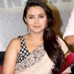 Rani Mukerji seeks blessings for Mardaani!