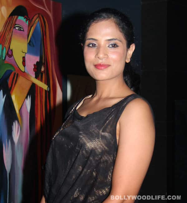 How did Richa Chadda get trained for Tamanchey?