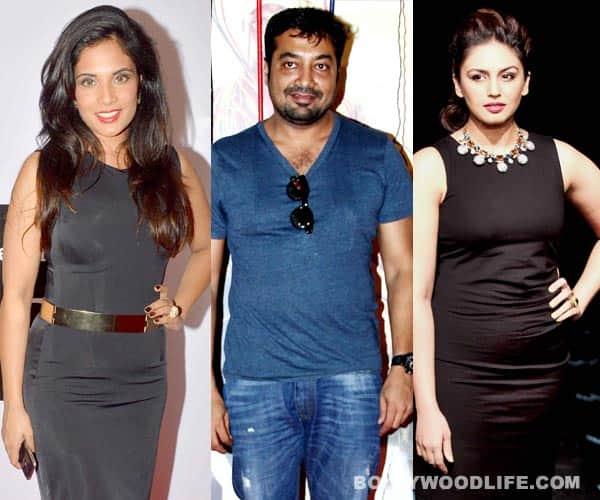 Has Richa Chadda overtaken Huma Qureshi as Anurag Kashyap's muse?