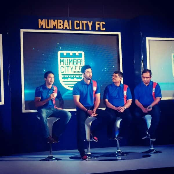 Ranbir Kapoor launches his football club Mumbai City FC-view pics!
