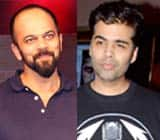 Is Rohit Shetty the new Karan Johar in Shah Rukh Khan and Kajol's life?