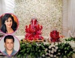 Katrina Kaif to visit Salman Khan's Ganpati today!