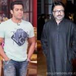 Salman Khan: I saw Sanjay Leela Bhansali yelling, I told him to hang out with Sooraj Barjatya