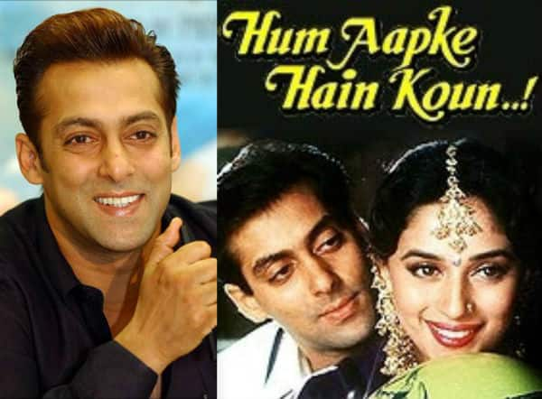 20 years of HAHK: Salman Khan reunites with the Hum Aapke Hain Koun…! team
