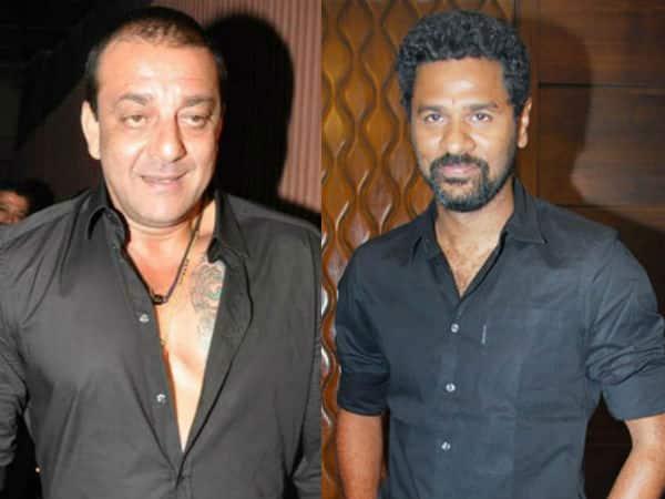 Prabhudheva to direct a film under Sanjay Dutt's banner