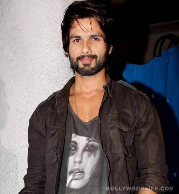 Shahid Kapoor trying to convince Vishal Bardwaj to make Kaminey 2?