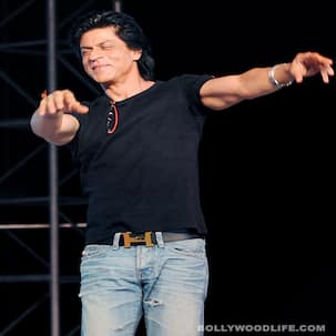 Shah Rukh Khan: Happy New Year is about dancing and I find difficulty doing such dance films!