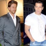 Shah Rukh Khan and Salman Khan should patch up, reveals an online survey!