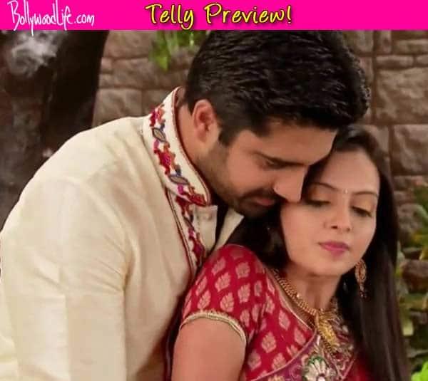 Iss Pyaar Ko Kya Naam Doon-Ek Baar Phir: Shlok and Aastha get romantic!