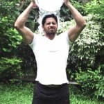 After Riteish Deshmukh, Sidharth Malhotra completes the ALS ice bucket challenge - Watch video!