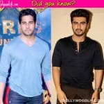 Did you know? Arjun Kapoor was the first choice over Sidharth Malhotra for Ek Villain!
