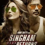 Singham Returns box office report: The Ajay Devgn-Kareena Kapoor Khan starrer likely to earn 50 crores in the first 4 days!