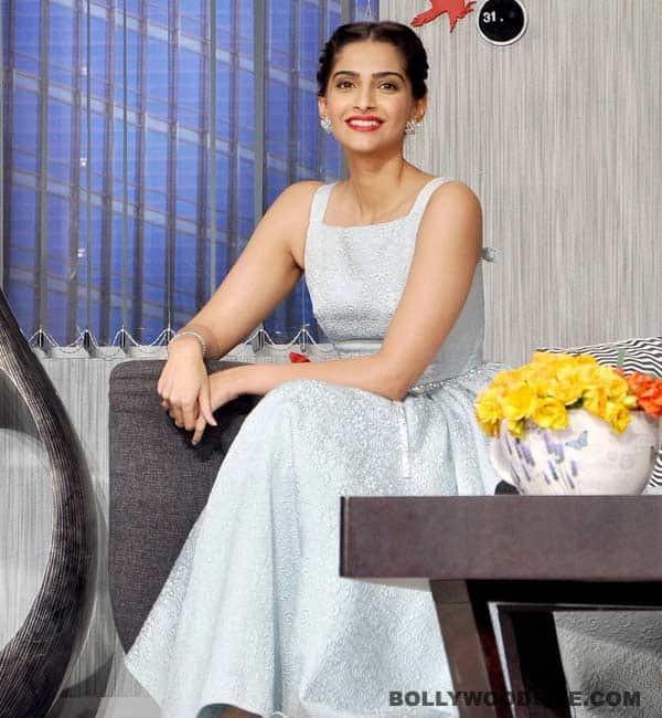 Sonam Kapoor works around the clock to promote Khoobsurat despite being unwell