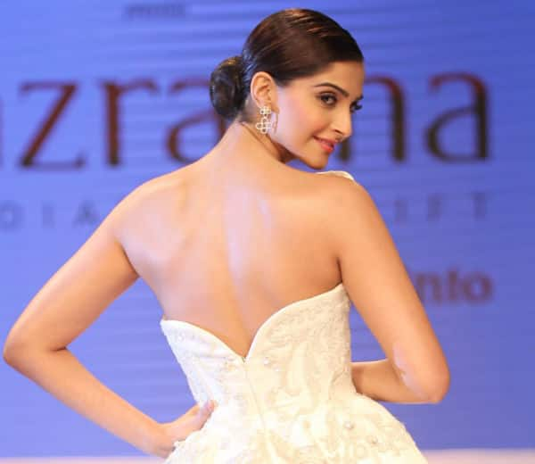 All work and no play for Sonam Kapoor