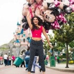 Sonam Kapoor chills out with Cinderella, Mickey and Minnie Mouse: Watch video!