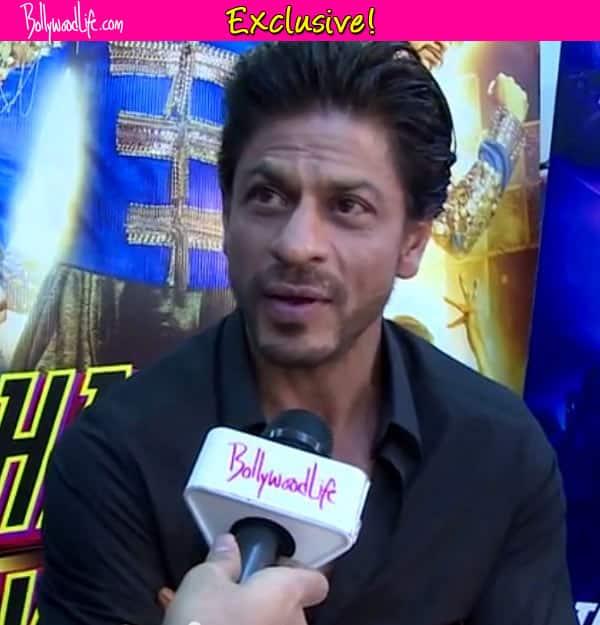 Shah Rukh Khan: Salman Khan leads the path and we followit!