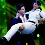 Shah Rukh Khan faces trouble for dancing with a female cop