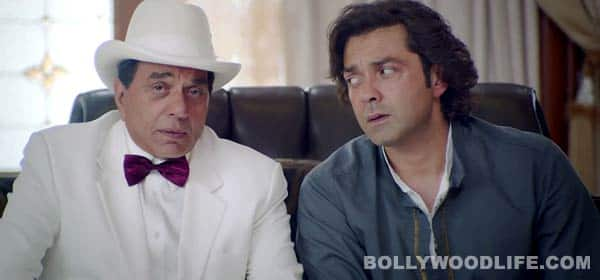 Dharmendra wants to remake Pratigya and Dillagi with Bobby Deol!