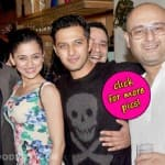 Ek Hasina Thi: Sanjeeda Sheikh and Vatsal Sheth celebrate 100 episodes-view pics!