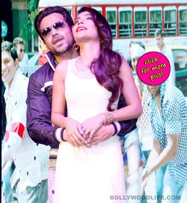 Emraan Hashmi and Humaima Malik showcase their romantic side-view pics!