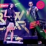 Yo Yo Honey Singh and Gauahar Khan launch TV show India's Raw Star-view pics!