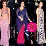 Priyanka Chopra, Kajol, Karishma Kapoor attend the closing of Lakme Fashion Week-View pics!