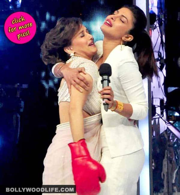 Priyanka Chopra promotes Mary Kom on Jhalak Dikhhla Jaa 7 – View pics!