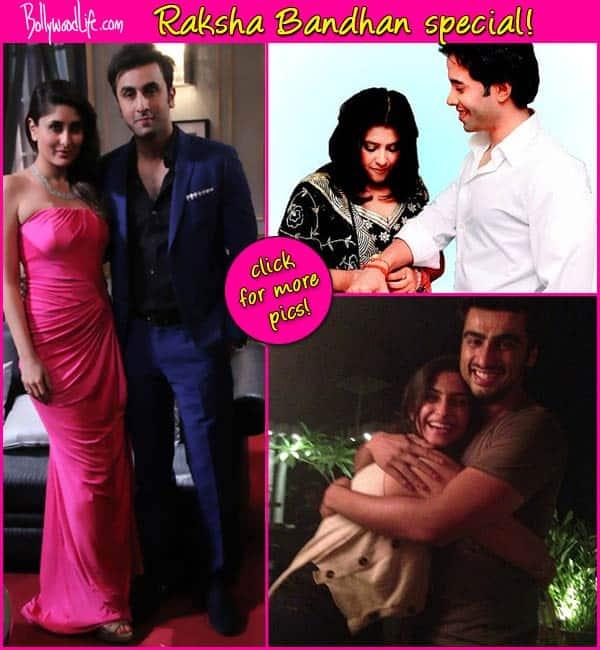 Raksha Bandhan special: Kareena-Ranbir, Sonam-Arjun, Zoya-Farhan – A look at Bollywood's real life bhai-behen!