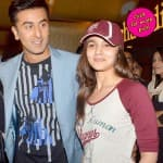 Ranbir Kapoor and Alia Bhatt spotted at short film festival Shuruaat Ka Interval-view pics!