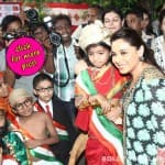 Rani Mukerji promotes Support My School campaign- View pics!