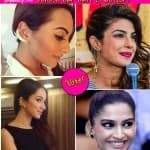 Shraddha Kapoor, Priyanka Chopra, Sonakshi Sinha or Sonam Kapoor: Who rocks ear-cuffs best?