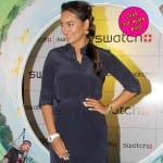 Sonakshi Sinha at the Swatch Fall collection launch- View pics!