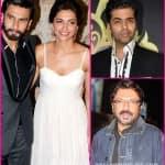 Deepika Padukone and Ranveer Singh behind Karan Johar-Sanjay Leela Bhansali rift?